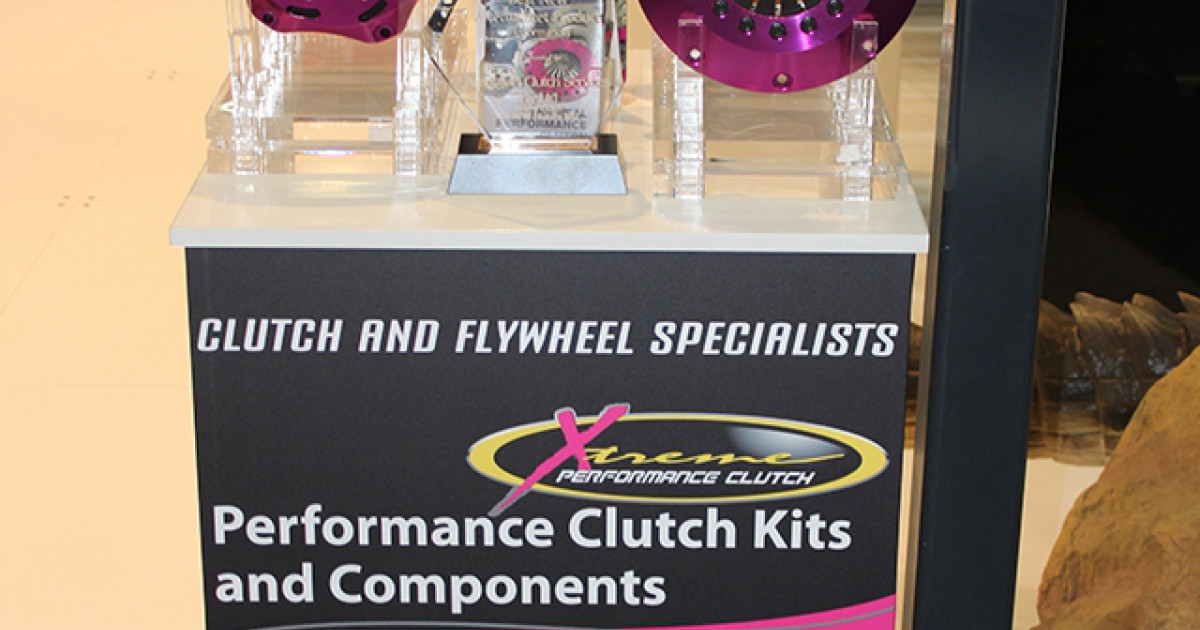Xtreme Clutch wins at the AAAA Expo
