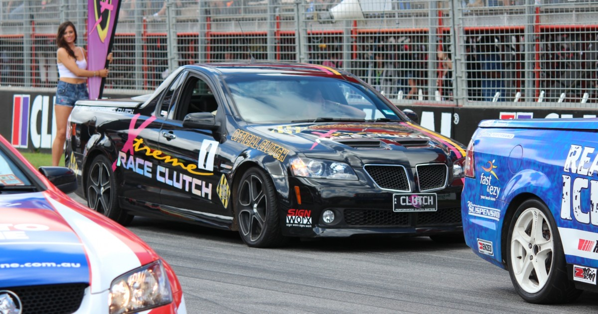 Xtreme at the Clipsal 500