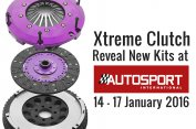 Xtreme Clutch Showcase at the 2016 Autosport International Show Birmingham