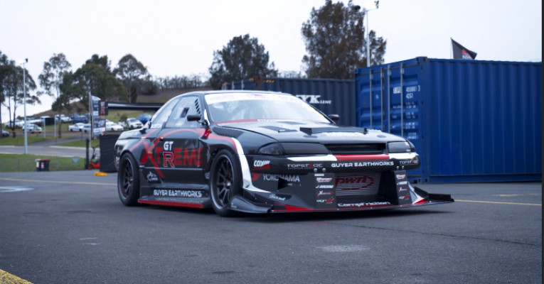 Time Warp - Xtreme GTR Chooses Xtreme Clutch