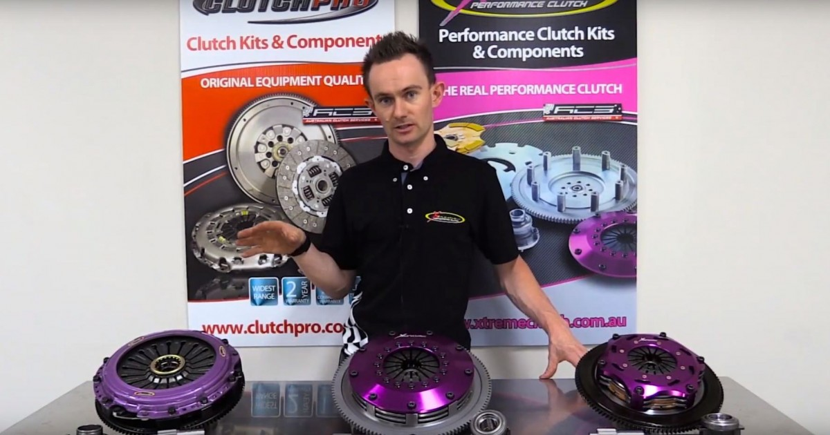 Xtreme Clutch: Mitsubishi Evolution and Subaru Impreza Performance Upgrade Video