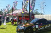Xtreme on show at the 2014 World Time Attack Challenge